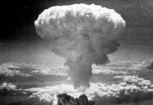 Explosão nuclear em Nagazaki