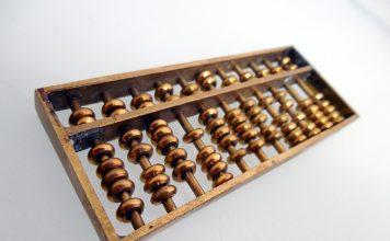 Ábaco, instrumento, matemática