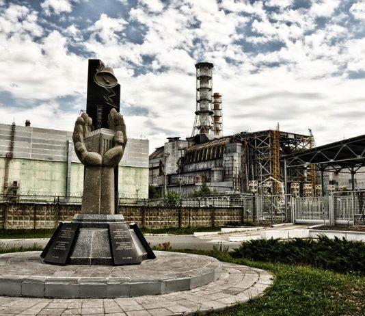 Acidente de Chernobyl, desastre, radioatividade