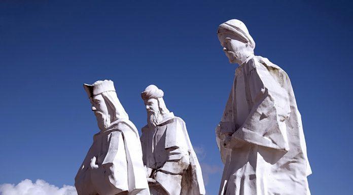 Dia de reis, Jesus, celebração