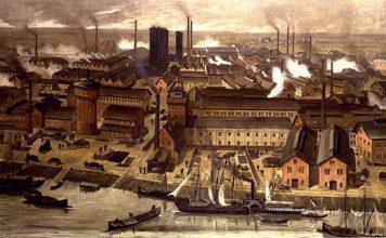 Revolução industrial, potência, mecanização